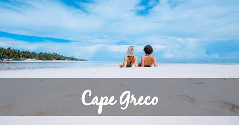 Learn more about Cape Greco, and how to visit this place