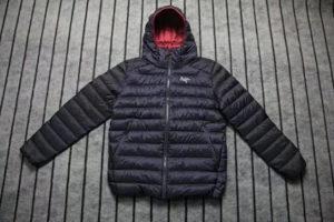 Arcteryx Cerium Ultralight hoody is very lightweight down jacket