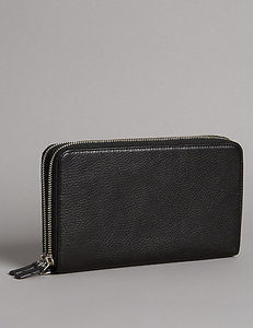 Autograph Luxury Leather Double Travel Wallet is well priced travel wallet and organiser