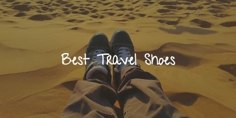 The Best Comfortable Travel Shoes