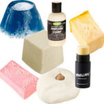 Solid soaps and shampoos for travel