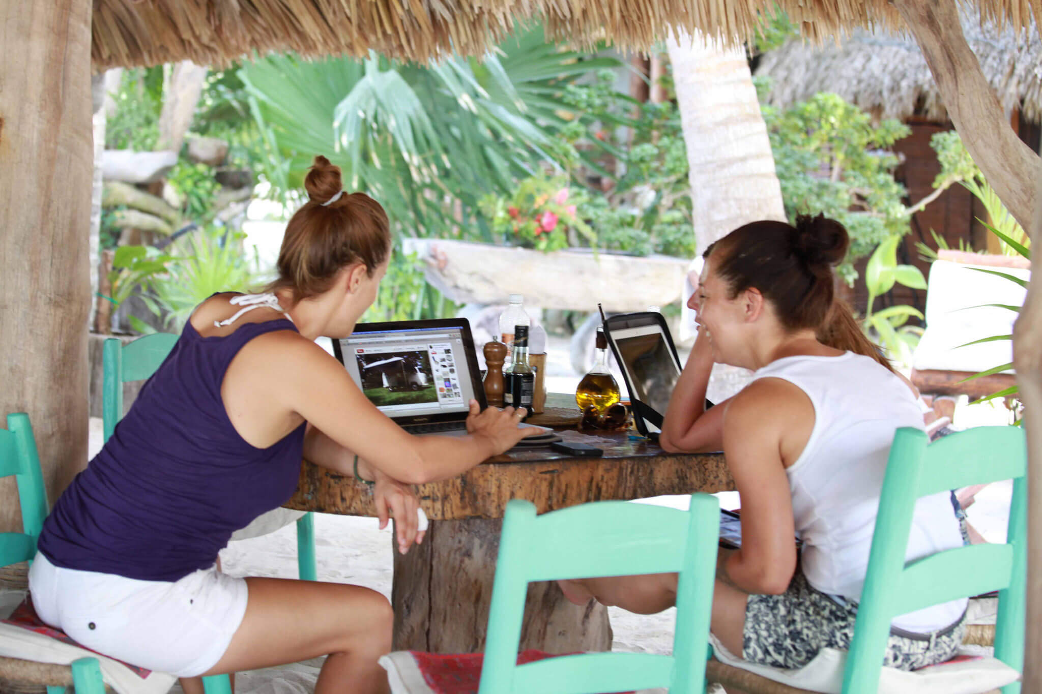 Digital Nomad Co-Working Office