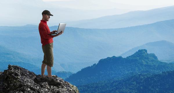 Remote Work for a Remote Digital Nomad