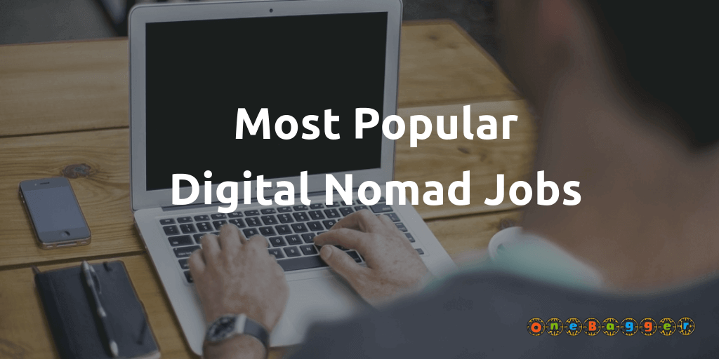 These Are the Best Jobs for Digital Nomads in 2021