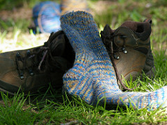 Travel and hiking Socks must quickly dry
