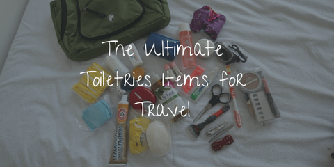 The Ultimate Checklist of Toiletries Items for Men and Women