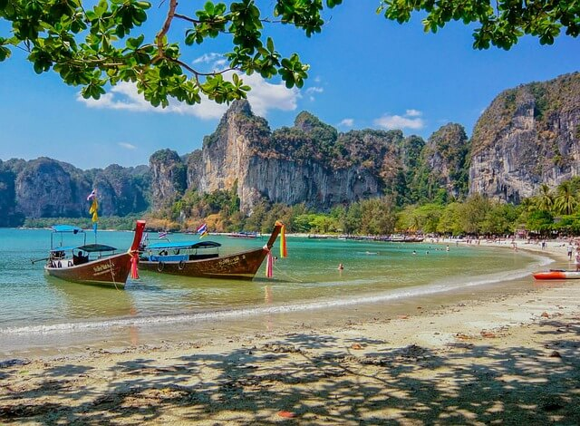 Thailand is one of the favourite countries of digital nomads