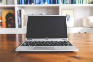 An Acer netbook