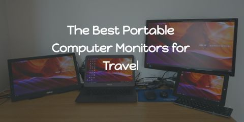 The Best Portable Computer Laptop Monitors for Travel