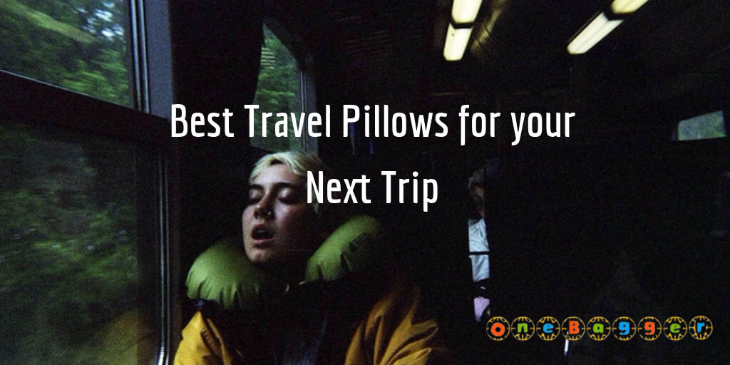 The Best Inflatable Travel Pillows for Long Flights in 2021