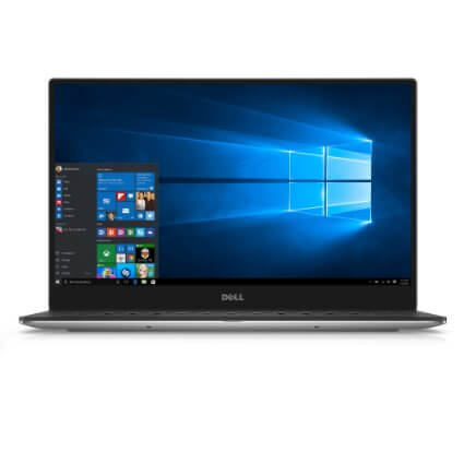 Dell XPS 13 is a good travel laptop for Windows Users