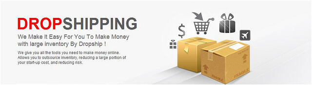 Dropshipping is easy and low investment business idea