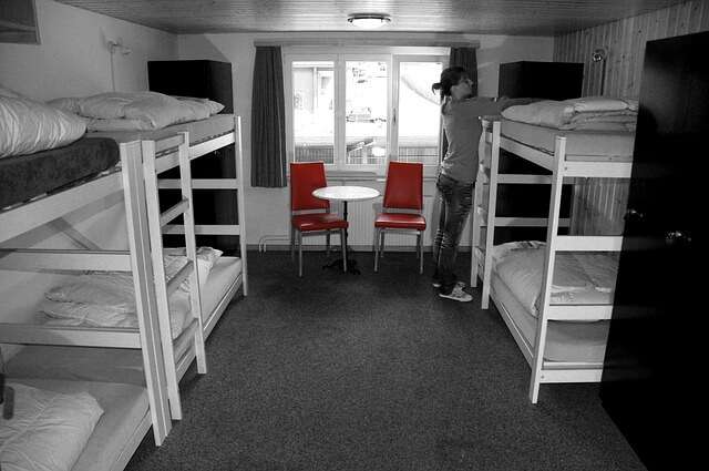 Finding cheap accomodation for digital nomads