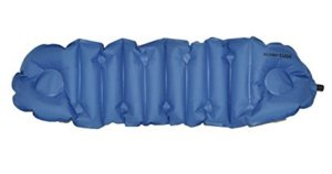 Klymit Cush inflatable pillow is another good option for travel pillow