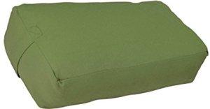 Rectangular travel pillow