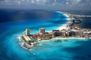 Best Place to visit in Mexico with a Baby is Cancun