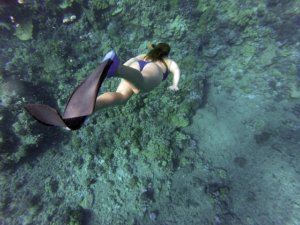 Best Places in Mexico to Snorkel is Akumal