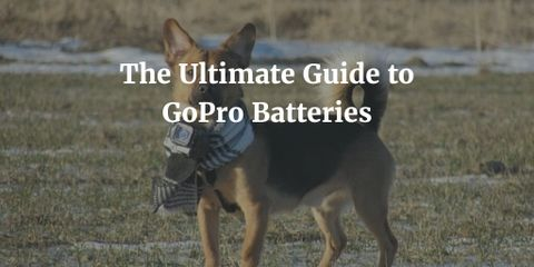 The Ultimate Guide to GoPro Batteries