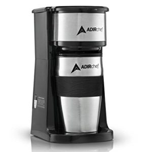 AdirChef Grab N' Go Personal Coffeemaker