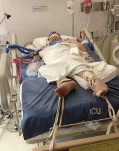 A British Friend in Thailand Hospital After Heart Attack