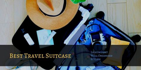 Travel Very Comfortably & in Style With Best Travel Suitcase