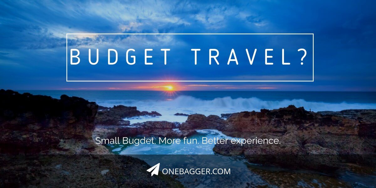 How to Have an Amazing Trip on a Small Budget in 2021