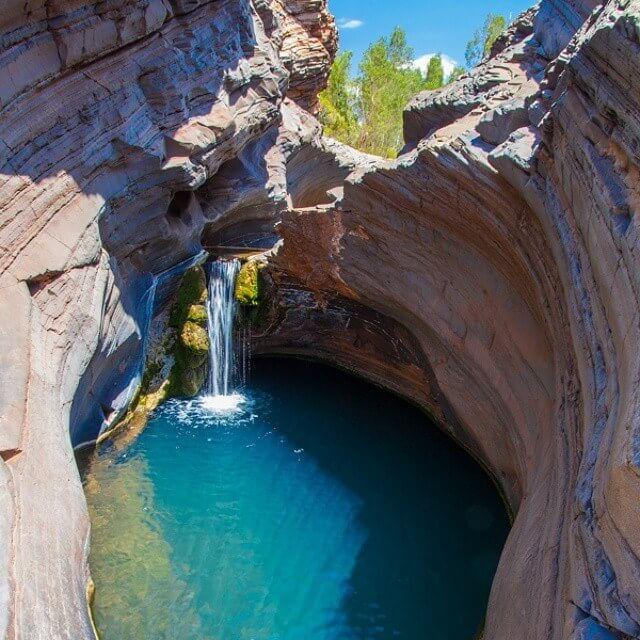 Hamersley Gorge, Australia