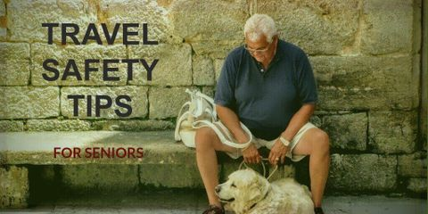 Top Safety Tips for Seniors While Traveling Abroad
