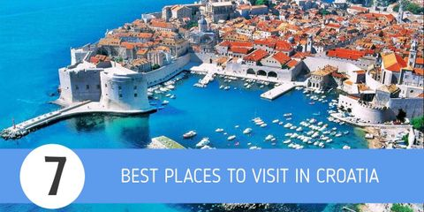 7 Reasons Why You Should Visit Croatia Now