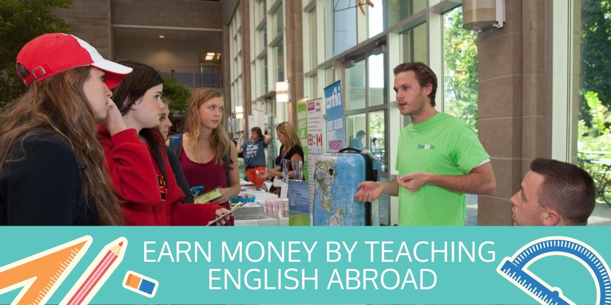 Want to Teach English Abroad? How Much Money Will You Make? in 2021