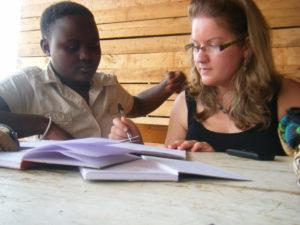 Volunteer Teacher for student in Africa