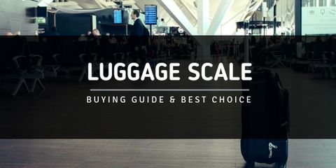 The Best Value for Money Luggage Scale