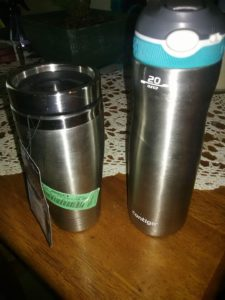 contigo travel coffee mug unpacking