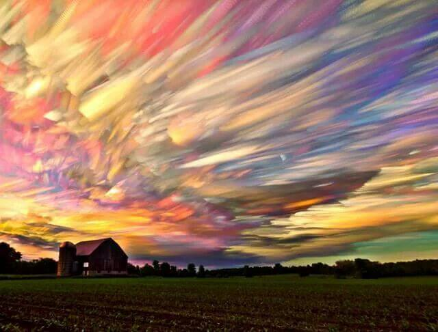 gopro time lapse sunset