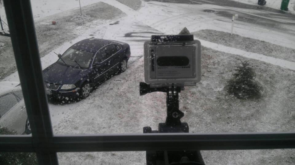 gopro time lapse selfie