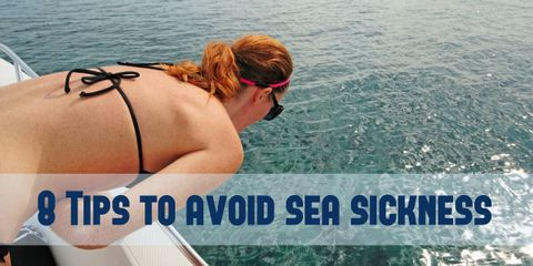 How to Avoid Sea Sickness: 8 Tips for Travelers