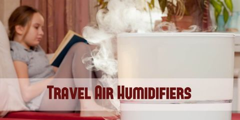 Take a Deep Breath and Enjoy Your Day With Travel Humidifier