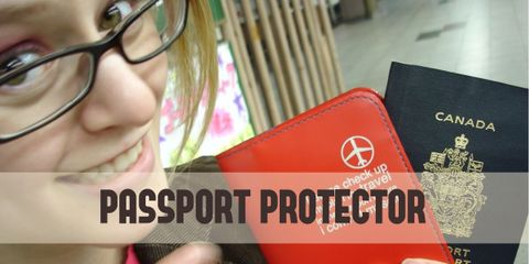 Protect Your Passport and Credit Card With RFID Passport Protector