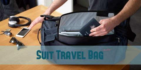 Make Your Travel Stress-Free With the Best Suit Travel Bag