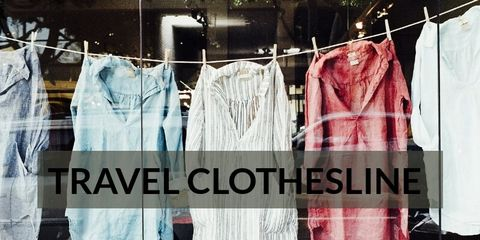 Finding the Best Travel Clothesline for Trips