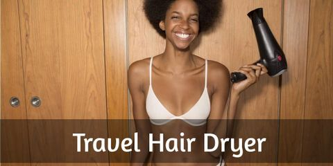 How to Choose the Best Travel Hair Dryer?