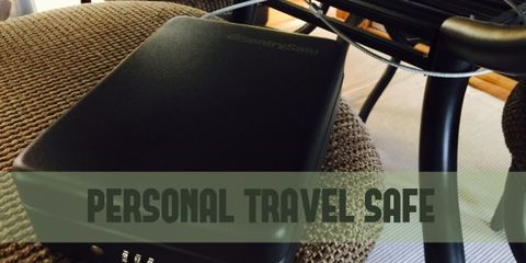 Keep Your Valuables Safe on the Go With a Personal Safe