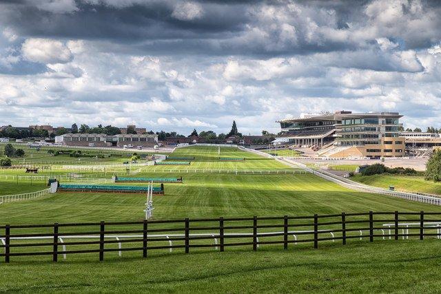 The Cheltenham Racecourse