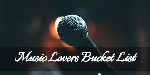 Bucket List Destinations for American Music Lovers