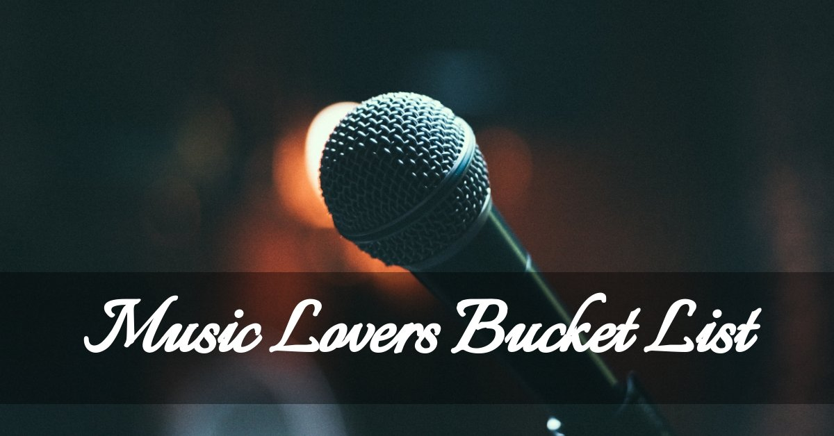 Bucket List Destinations for American Music Lovers in 2021