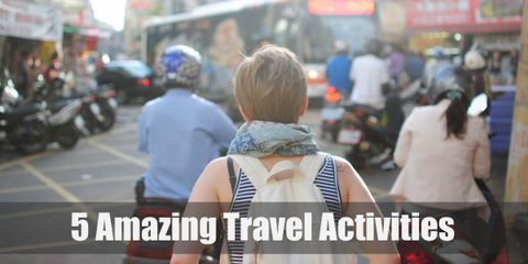 Traveling can be fun if you have the right people with you at the right time. Let me tell you a few fun activities that you would love to perform during your journeys.