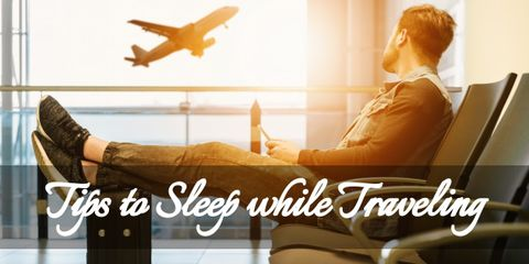 There are countless reasons why people love traveling, but one of the things that many have in common due to the change in habits is not getting the right amount of healthy sleep