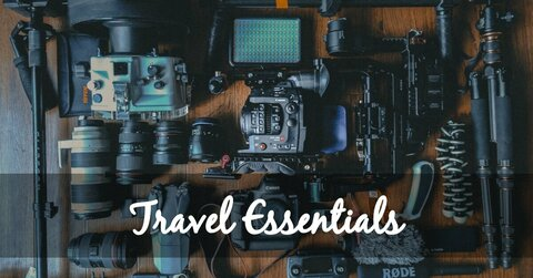 Essential Accessories to Keep With You When Travelling